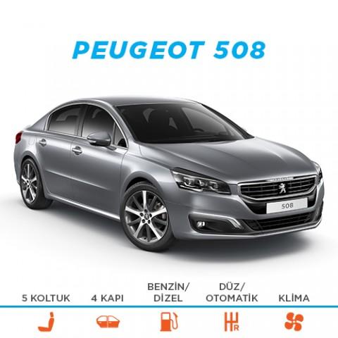 Peuget 508